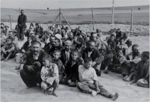 Romai Belzec stovykloje Lenkijoje