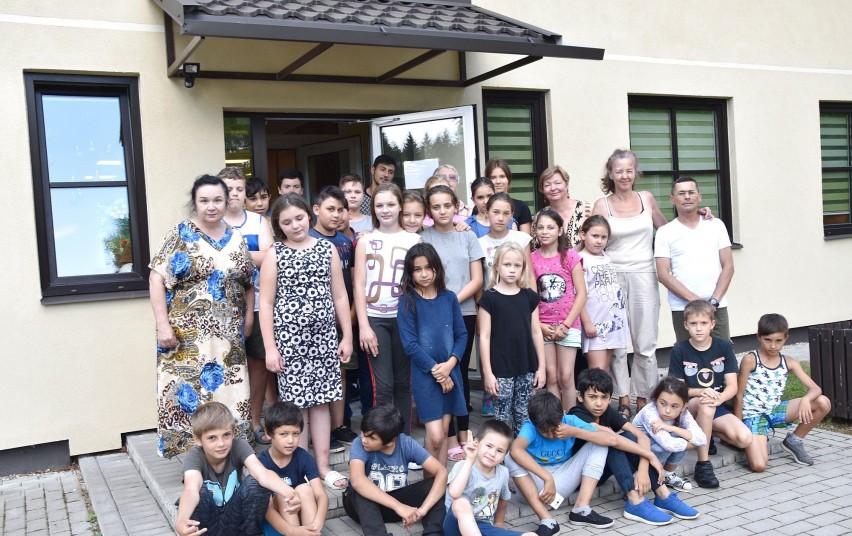 Švenčioniu vasaros stovykla